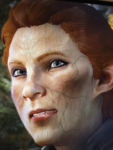 Tali Barin Dragon Age Character