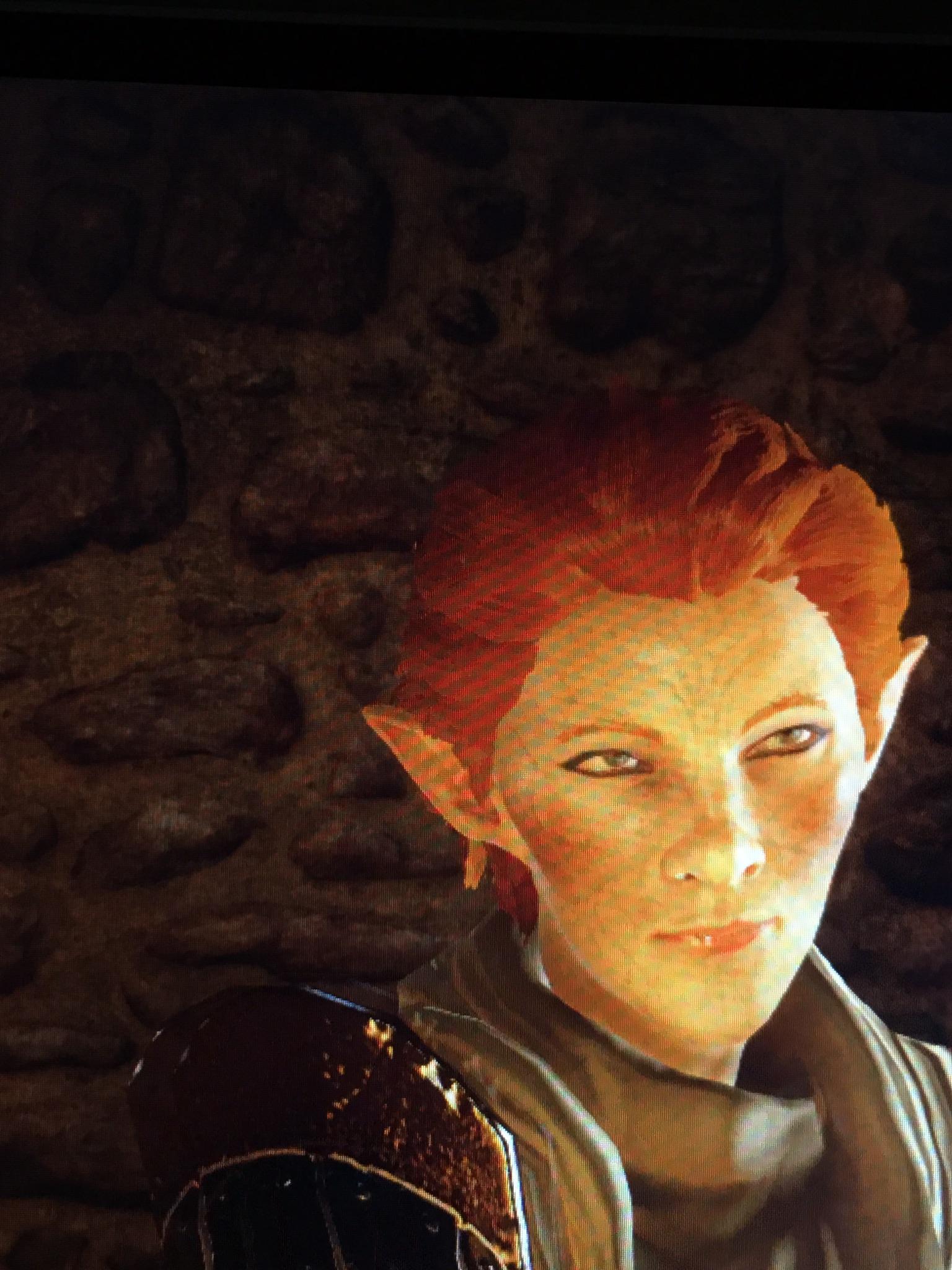 Tali Barin Dragon Age Screenshot