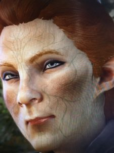 Tali Barin Dragon Age OC
