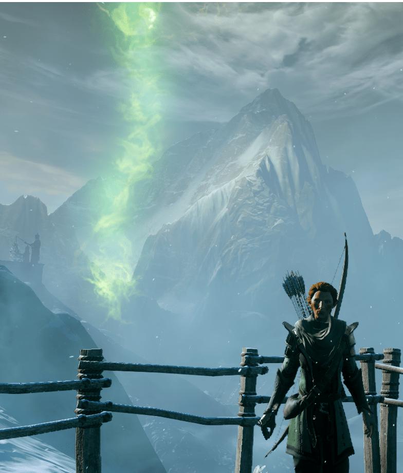 Dragon Age Screen Capture